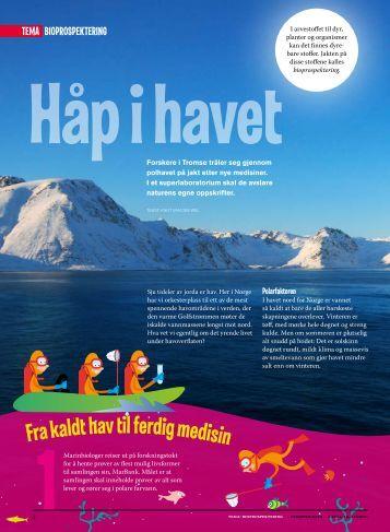 """""""HÃ¥p i havet"""" (pdf) - Nysgjerrigper"""
