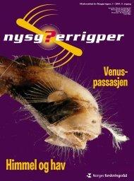 Venus- passasjen - Nysgjerrigper