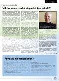 - Kirken skal være preget av tiden vi lever - Haugesund Kirke - Page 5