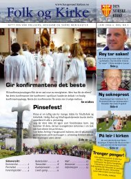 Gir konfirmantene det beste Pinsefest! - Haugesund Kirke - Den ...