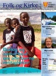 Dialog og samarbeid om alle barns rettigheter ... - Haugesund Kirke