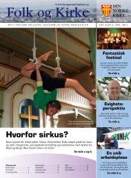 Oktober 2008.pdf - Den norske kirke i Haugesund