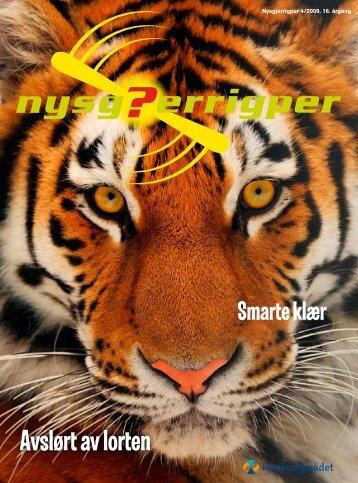 Nr. 4 - 2009 - Nysgjerrigper