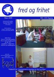 Fred og frihet nr. 2/2008 - IKFF