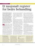 Frontsoldat i kulturlivet - HivNorge - Page 4