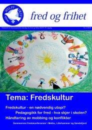 Fred og frihet nr. 3/2010 - IKFF