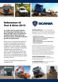 TEST & DRIVE 2013 - Scania - Page 2