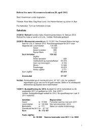 Referat fra møte i Kvernmoenkomiteen 28.04. - St. Georgs Gildene i ...