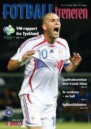 VM-rapport fra Tyskland - trenerforeningen.net