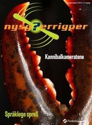 Nr. 3 - 2010 - Nysgjerrigper
