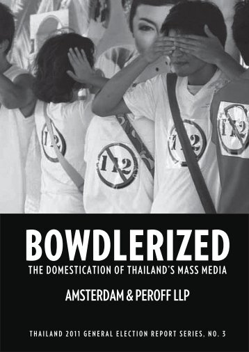 Download a full PDF version of Bowlderized - Robert Amsterdam