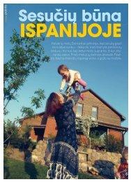 Sesučių būna Ispanijoje - Valstybės vaiko teisių apsaugos ir ...