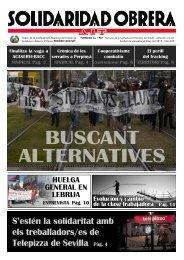 S'estén la solidaritat amb els treballadors/es de Telepizza de ... - CNT