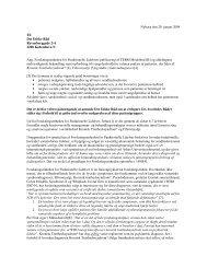 Etisk Råd m/svar - ME Info