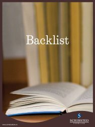 Backlist - Schibsted Forlag