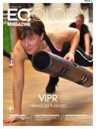 eq magazine tammikuu - Eqology