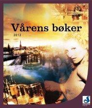 Vårens bøker - Schibsted Forlag