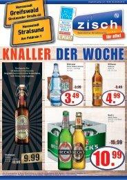 Zisch Greifswald/Stralsund Angebote KW21/2015