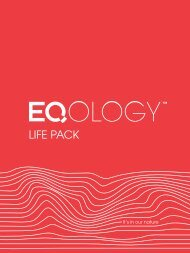 life pack life pack - Eqology