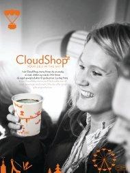I vår CloudShop-meny finner du et utvalg av mat, drikke og ... - SAS