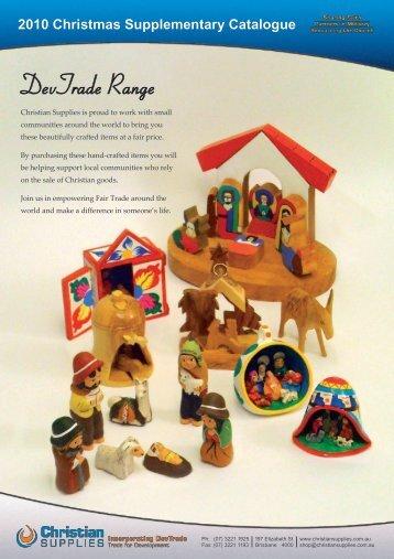 DevTrade Range - Christian Supplies