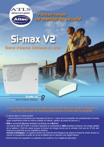 Si-max V2 - Itesa