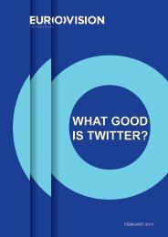 What Good is Twitter - Ebu