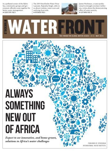 Waterfront #2 2015: Always something new out of Africa