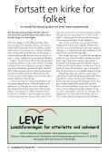 KYRKJEBLAD - Kirkene i Nord-Fron - Den norske kirke - Page 4