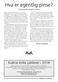 KYRKJEBLAD - Kirkene i Nord-Fron - Den norske kirke - Page 7