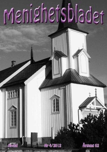 menighetsblad for Alvdal kirke - Kirken i Alvdal