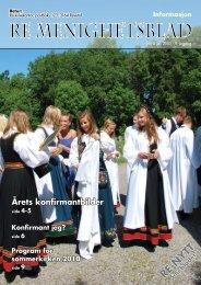 Nr.4 2010 - Re kirkelige fellesråd