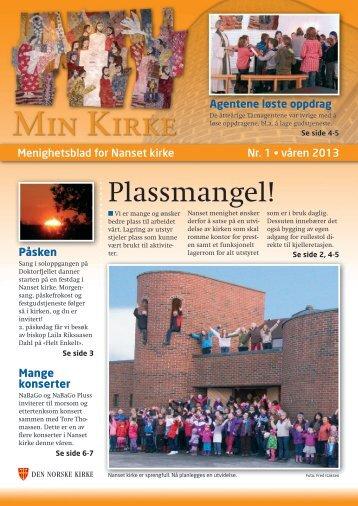nanset kirke - Larvik kirkelige fellesråd