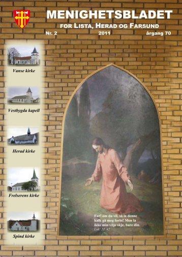 MENIGHETSBLADET - Den norske kirke