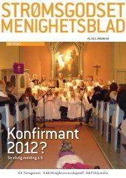 1.2011 s 6 og 7 - Drammen Kirker - Den norske kirke