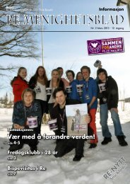 Nr. 2 2013 - Re kirkelige fellesråd