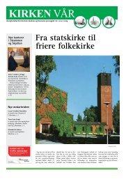kirken vår 1 -2012 - Skedsmo kirkelige fellesråd - Den norske kirke