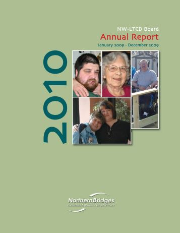 Annual Report - Northern Bridges