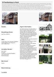 10 Familienhaus in Goch - Exklusive Immobilien Deutschland ...