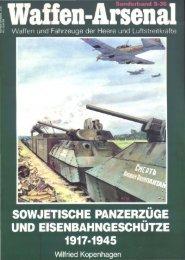 sowjetische panzerzuge