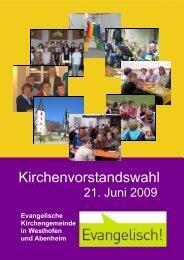 Kandidaten Abenheim - Evangelische Kirchengemeinde Westhofen ...