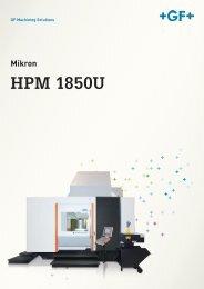 HPM 1850U DE