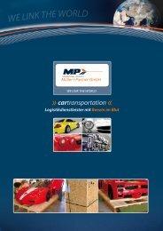 Autotransporte - deutsch (786 kb) - Müller+Partner GmbH