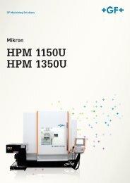 HPM 1150U HPM 1350U DE