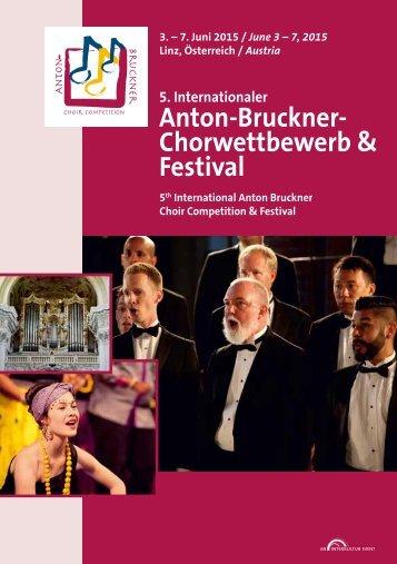 Linz 2015 - Program Book