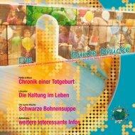 Die Bunte Brücke 6 / 2011 - Der Bunte Tisch Moers eV