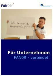 Für Unternehmen - FAN09