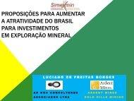 Proposições para Aumentar a Atratividade do Brasil para ... - ADIMB