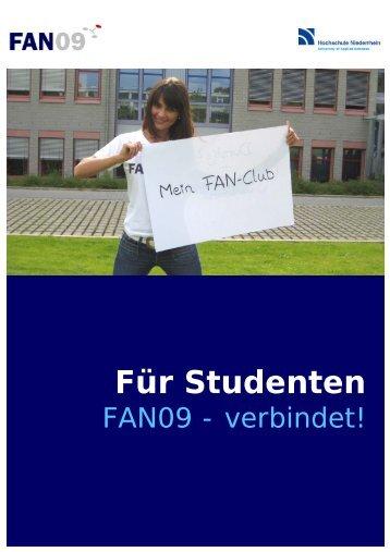 Für Studenten - FAN09