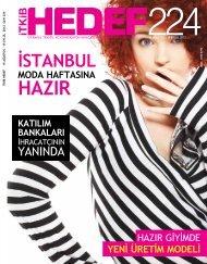Yeni - İstanbul Tekstil ve Konfeksiyon İhracatçı Birlikleri